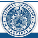 Logo for American Ancestors — New England Historic Genealogical Society